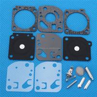 Carburetor Carb Rebuild Kit For Ryobi 280R 310BVR 310R 410R 700R Trimmer