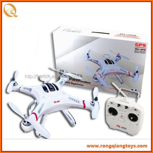 Vente chaude skywalker vol quad copter jouets 2.4 g 4ch rc skywalker quad copter RC4609CX-20