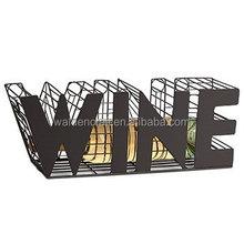 Cute Round Wine Cork Art Cage, Cork Saving Cage Wine