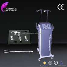 multi function oxygen with rf bio facial beauty machine