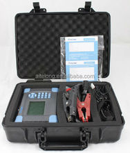 Portable lead acid battery internal resistance analyzer tester