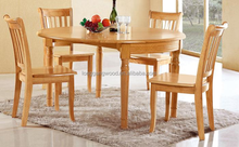 2015 modern new design customized hot sell best price luxury comfortable KD contemporary wood chairs and tables/wooden furniture