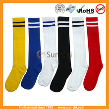 white cotton socks over knee ankle stocking soccer baseball football sport men women cheap basketball sport socks