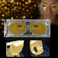 Manufacture skin care product 24k gold collagen eye cheap eye masks mask night eye masks for women
