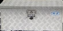 High quality aluminum truck tool box
