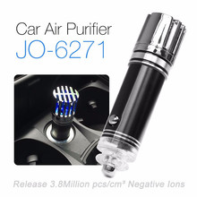 New Products 2015 Innovative Product (Mini Car Air Purifier JO-6271)