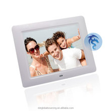 "New sizes 12'' 7'' 15'' Photo Display Frame Wide Screen With MP3 Media Player +SD Card/Remote 12"" LCD Digital HD Picture Frame"