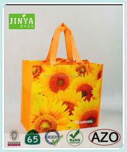 reusable bag,fashion shopping bag,reusable pp laminated shopping bag