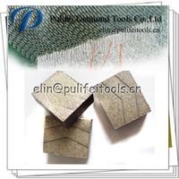 1200mm 1600mm Multi Diamond Disc Segment for Granite Multi Saw Blade