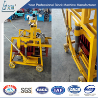Lingtong Hot product egg laying equipment block making machine price
