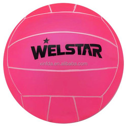 Colorful Small Sports Balls PVC Inflatable Vinyl ball Hand Beach Water Balls For Kids