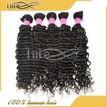 Wholesale good quality free tangles factory supply brazilian hair, mink human hair