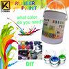450ml auto removable plastic car paint, fast dry rubber paint