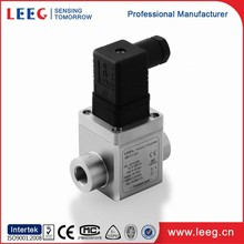 capacitance type pneumatic differential pressure transmitter