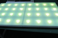 RGB Color LED dance floor for party