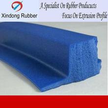fastest delivery good service soft square foam silicone rubber strip
