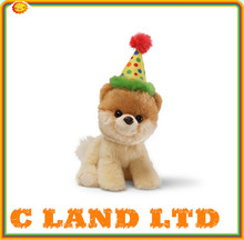 Plush Puppies Hide A Squirrel Puzzle Dog Toy