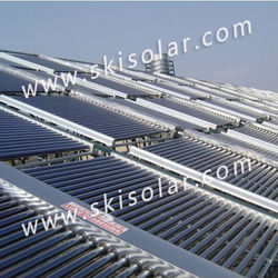 best heat pipe solar collector for swimming pool
