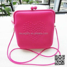 Hot Selling 2014 Jelly Bag / Fashion Silicone Bag for Women