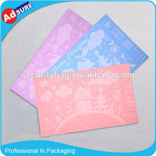 Co-extruded shipping packages biodegradable plastic bags wholesale with great price