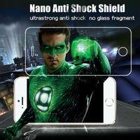 Mobile accessories nanoshield self repair anti shock explosion proof screen protector for iPhone 6