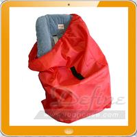 foldable air travel bag for car seat