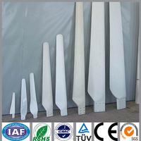 nylon composite small wind turbine blades manufacturer 300w to 10kw wind power, wind turbine blades for sale