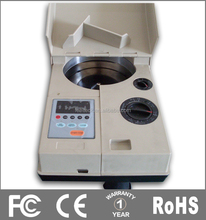best machine counting coin bank counter with high speed
