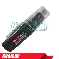 USB Data Storage Meter UT330C Digital Datalogger Record Meter 60000 High data storage Temperature, Humidity,Gas Storage Device