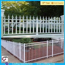 Euro Removable Garden Fence/Model Wrought Iron Fence