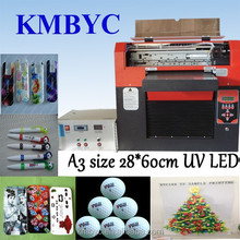 multifunctional digital UV flat bed printer for all flat surface