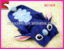 Animal star with lovable tail winter xxs dog clothes/suit/coat