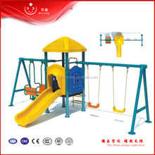 outdoor functional swing set for kids