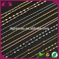 Different Types Of Necklace Chains Jewelry