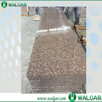China factory directly price red granite G687 slab