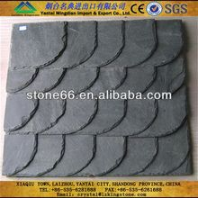 CN hotsale resin slate roof tiles