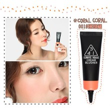 2015 NEW Korean Brand 3CE blusher 4 colors