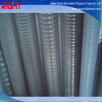 Welded Iron Wire Mesh Concrete Roll 50X50