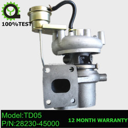 TD05H Turbocharger turbo 28230-45000 49178-02385 for Mitsubishi Fuso Canter 3.9L