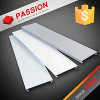 Mercerizing Aluminum Mirror Fireproof Suspended Ceiling Tiles Manufacturer