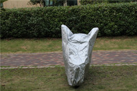 170T polyester coating silver ,cheap cg125 motorcycle cover,covers for motorcycle for wholesales