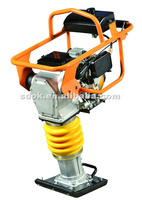 HCR-90 double cleaning system tamping rammer,tamping vibratory rammer compactor
