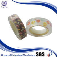 Hot Product for Iran Market: 15mmX36yX37mic/40mic Stationery Tape