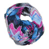 Green Color Most Women Favorite Loop Many Colorful Scarf From china scarf supplier