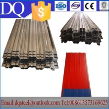 Best products coloured galvanized steel plate roof
