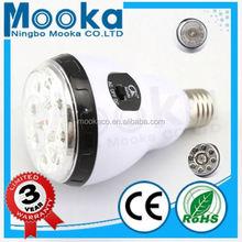 MBA01301 Best Price Energy Saving Light Control High Quality 1.3w E27 36v led bulb