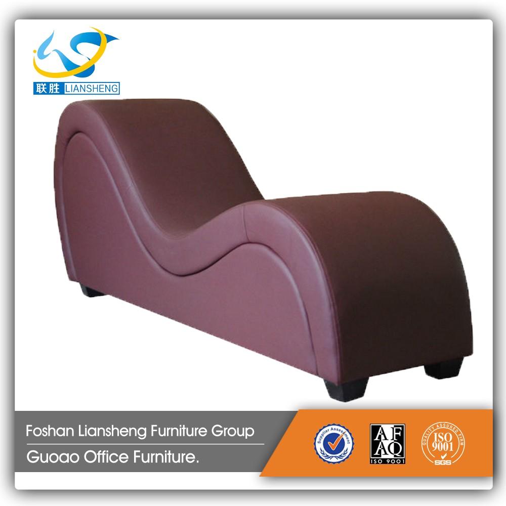 Simple usage domestique massage de sexe canapé chaise de sexe chaise longue GAS600
