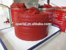 HOT!!!Factory price 100% natural tomato paste/canned tomato paste