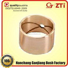 iso quality-assured oil retaining round copper bushings