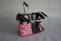 Wholesale basket style pet carrier/dog bag/cat bag